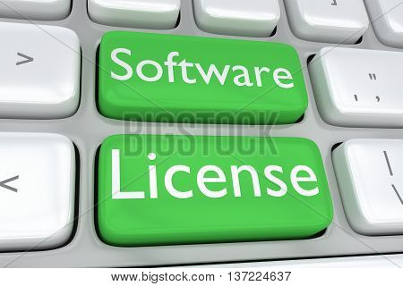 Software License Concept