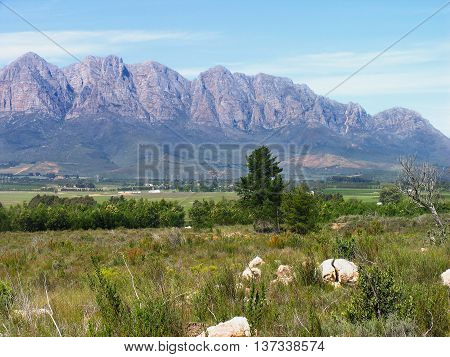 Ceres Area, Cape Town South Africa