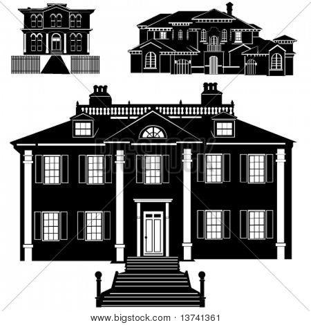 Residenzen Vektor 2