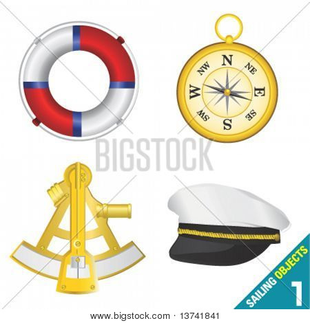 sailing objects 1