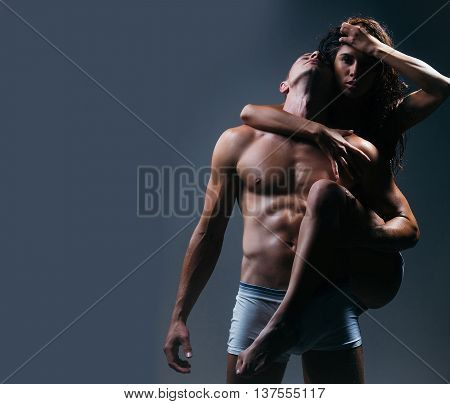 Sexy Young Couple