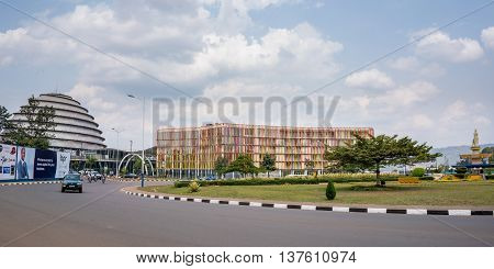 One Of The Cleanest Cities In Africa, Kigali