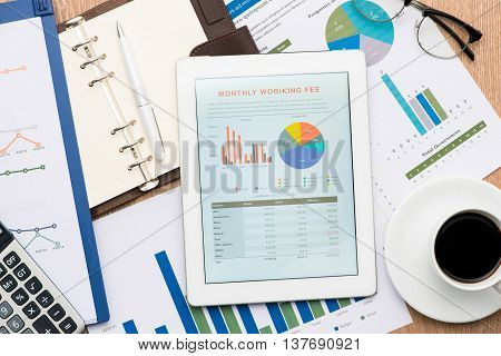 account accounting banking bills business capital chart data diagram document earnings economic figures finance financial goal graph growth information investment management market meeting paper plan report research showing statement statistics success