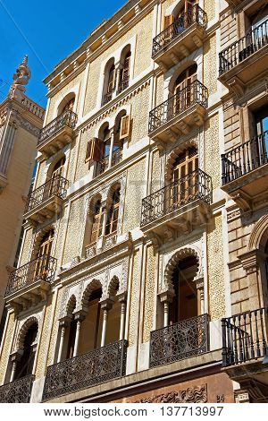 Casa Pere Libre In Passeig De Gracia 24 In Barcelona