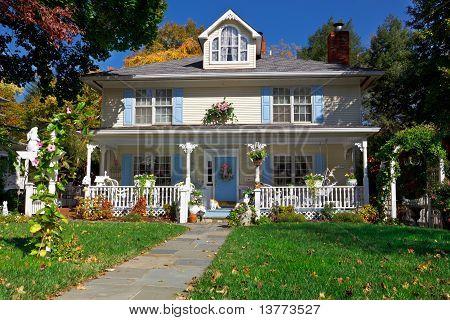 Single Family House