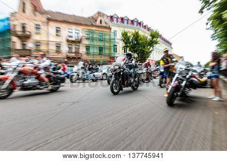 Music Bike Ukraine 2016