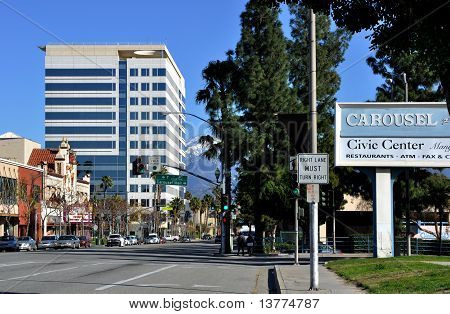 City of San Bernardino