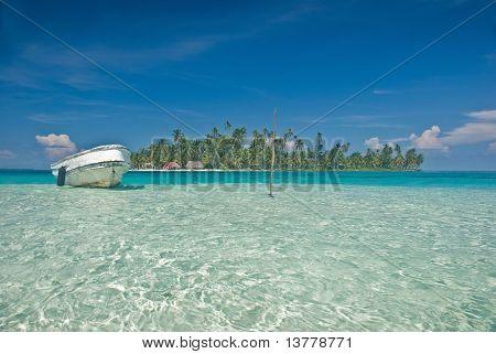 San Blas Islands, Kuna yala. Panama.
