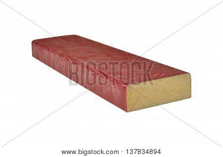 Pvc coated rectangular a mdf furniture piece