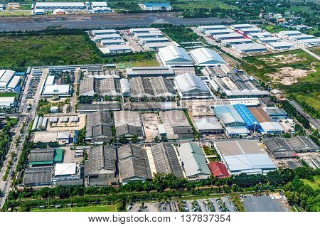 Land Development Industrial Estate Construction structure growth