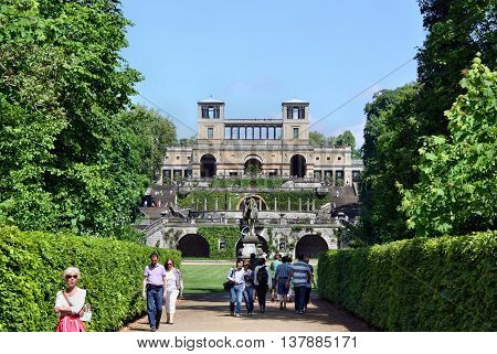 The Orangery Palace