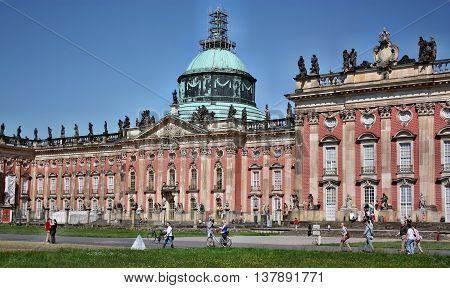Neues Palais Palace