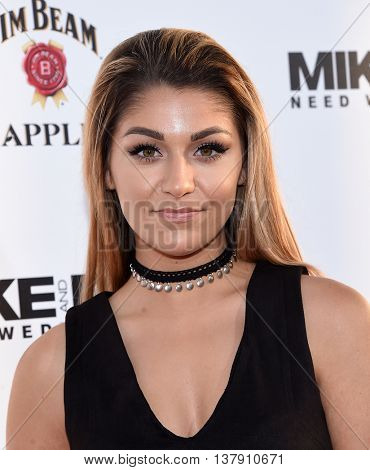 LOS ANGELES - JUN 29:  Andrea Russett arrives to the