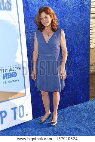 LOS ANGELES - JUL 7:  Dale Dickey arrives to HBO's 'Vice Principals' Premiere on July 07, 2016 in Hollywood, CA.