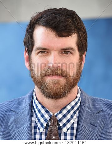 LOS ANGELES - JUL 9:  Timothy Simons arrives to the