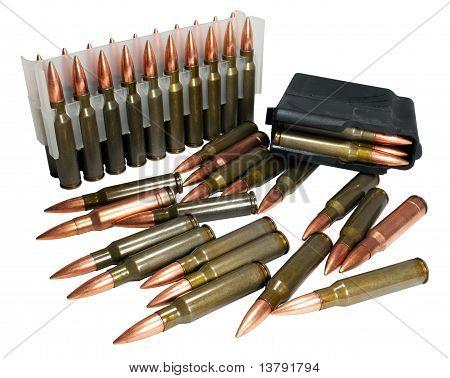 Hunting Cartridges Of Caliber  .308 Win