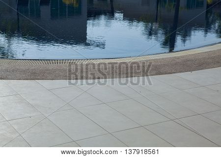 Edge Swimming Pool