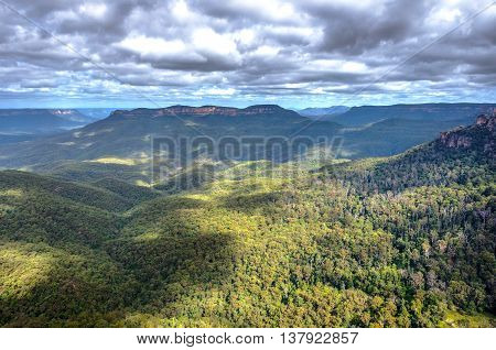 Blue Mountains National Park, Australia