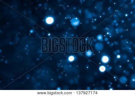 Abstract bokeh background with blur style. It looks bright and bokeh glittering. You can apply for wallpaper, background,backdrop,product display and artwork design about bokeh background