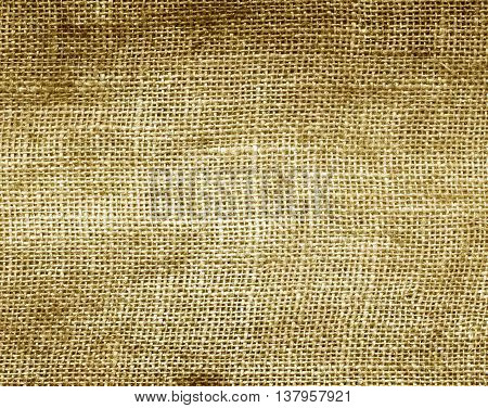 Background Texture Of The Bag Hemp.