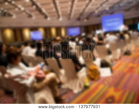 The Conference And Convention Centers Attended The International Conference On The World Conference.