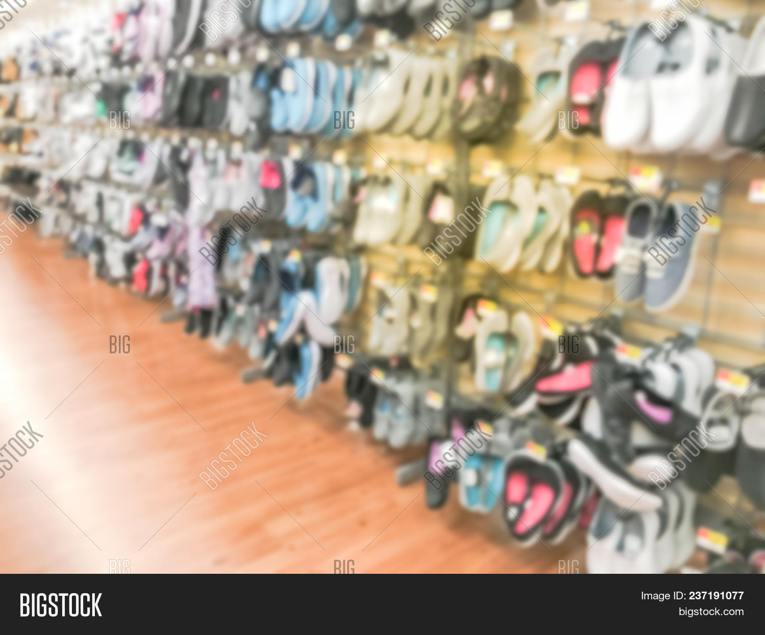 84efe2ee4da80 Blurred Shoes Hanging Image   Photo (Free Trial)