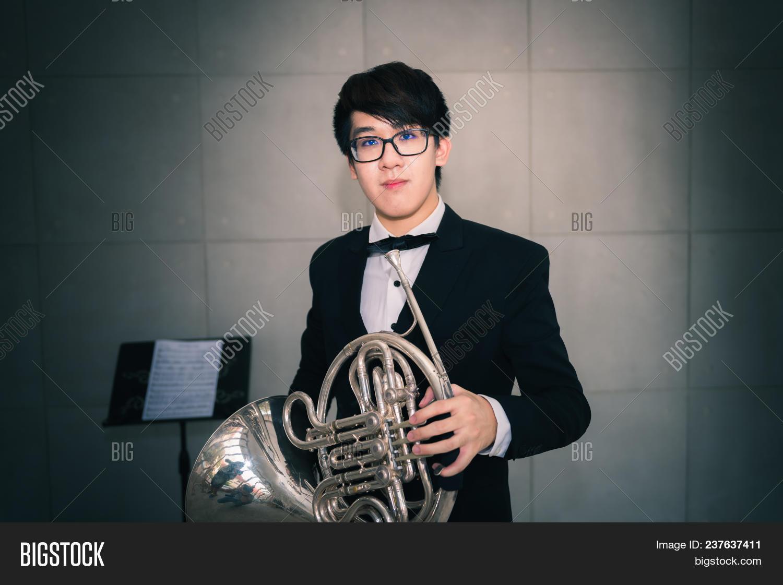 Portrait Teen Musician Image & Photo (Free Trial) | Bigstock