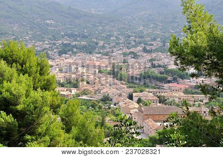 There Is One Route To Majorca, A Trip To Soller Soller . In The Words Of Tourist Brochure - A Trip T