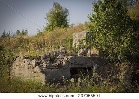 A Post War Bunker