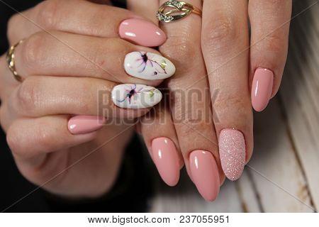 Beautiful Long Nails