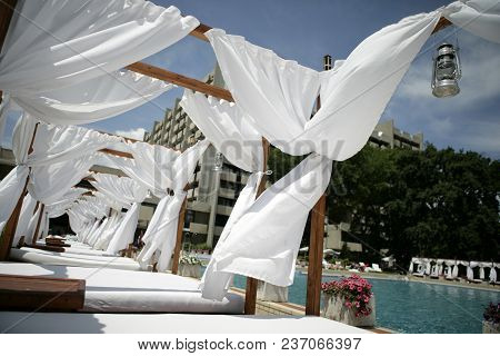 Luxury Place Resort, Hotel, Pool Bed Sun
