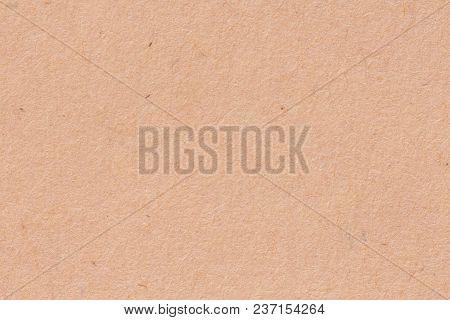 Cream Textured Paper Background. High Resolution Photo.