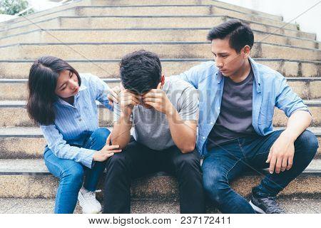 Help Comfort Friend Who Are Feeling Sad.
