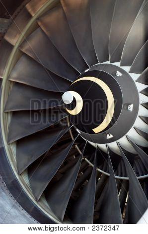 Motor de Jet de avión