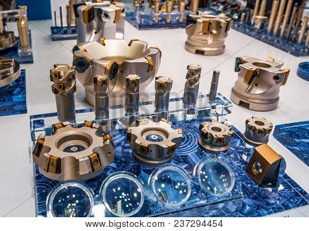 Milling cutters are cutting tools typically used in milling machines or machining centres to perform milling operations