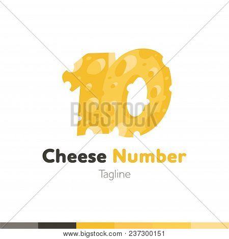 Cheese Food Logo Vector Photo Free Trial Bigstock