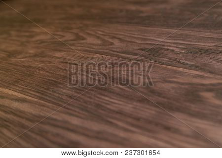Brown Wood Background On The Whole Frame