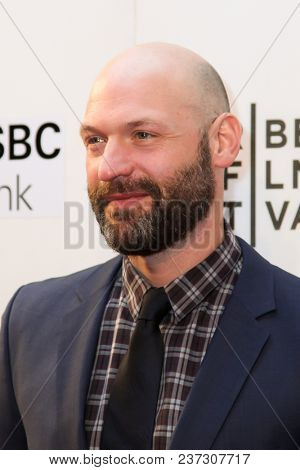 NEW YORK, NY - APRIL 21: Corey Stoll attends 'The Seagull' premiere during the 2018 Tribeca Film Festival at BMCC Tribeca PAC on April 21, 2018 in New York City.