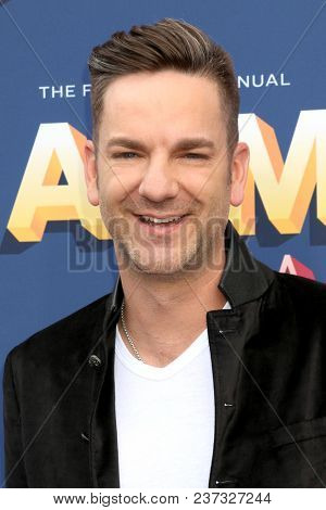 LAS VEGAS - APR 15:  Craig Campbell at the Academy of Country Music Awards 2018 at MGM Grand Garden Arena on April 15, 2018 in Las Vegas, NV