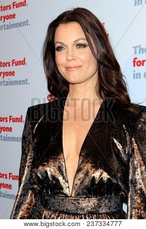 LOS ANGELES - APR 19:  Bellamy Young at the The Actors Fund's