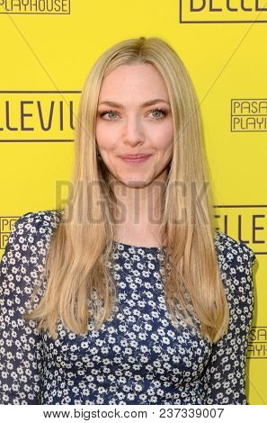 LOS ANGELES - APR 22:  Amanda Seyfried at the