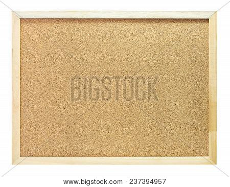 Bagasse Board Isolated On White Background With Clipping Path