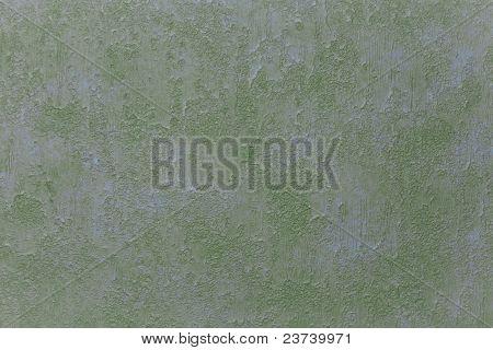 Melty grunge art background green