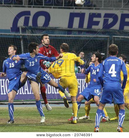 Ukraine Vs Italy