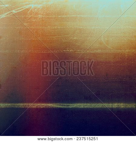 Art grungy texture, aged background with retro feeling. With different color patterns