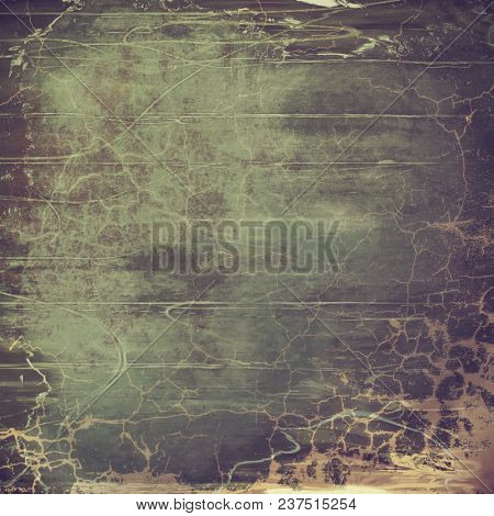 Colorful designed grunge background. With different color patterns