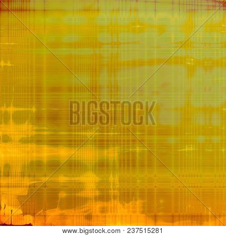 Background with grunge stains. With different color patterns