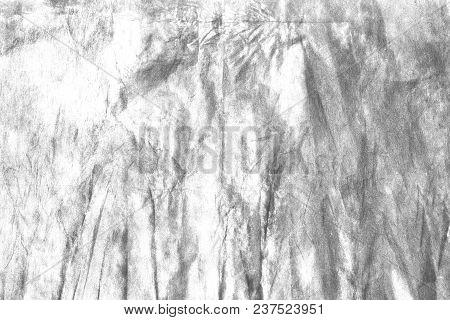 Crumpled Fabrictexture Overlay Background