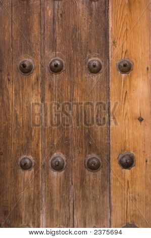 Wood Background Vertical