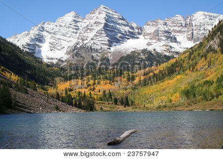 log in lake